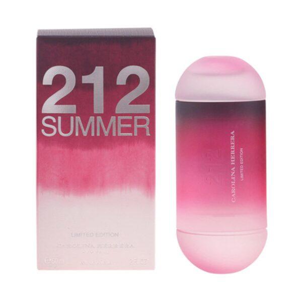 212 SUMMER 2013 edt vaporizador limited edition 60 ml