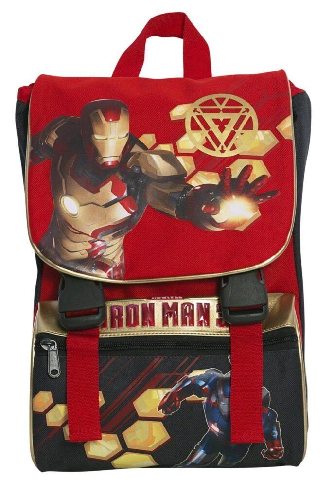 Zaino Asilo Iron Man