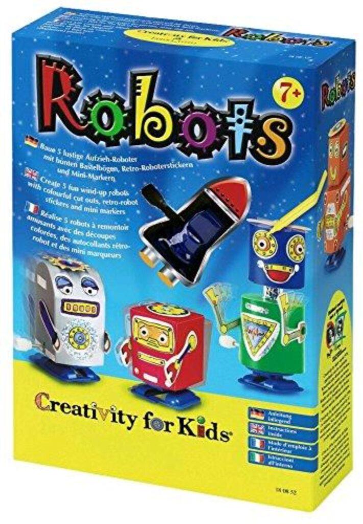 "Set per fai da te ""Standard Kit Robots"""