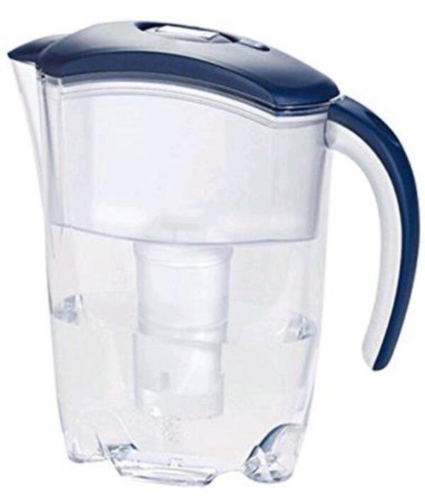 BAMA Offerta Caraffa Filtrante Depuratrice Acqua con 4 Filtri x 480 litri