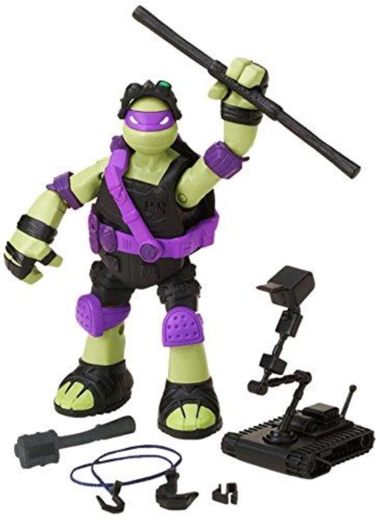 Ninja Turtles Tartarughe Ninja Mutant Donatello