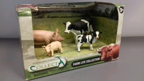 Collecta farm life collection (4pezzi)