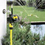 Karcher WT4 Centralina Irrigazione Giardino Orto 120minuti Temporizzatore acqua 2.645-174.0