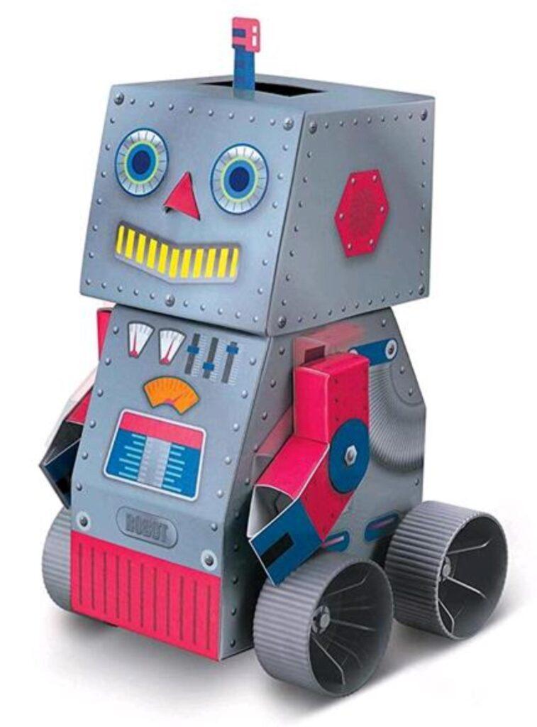Science Museum Technorobot - Robot che fa Corredo