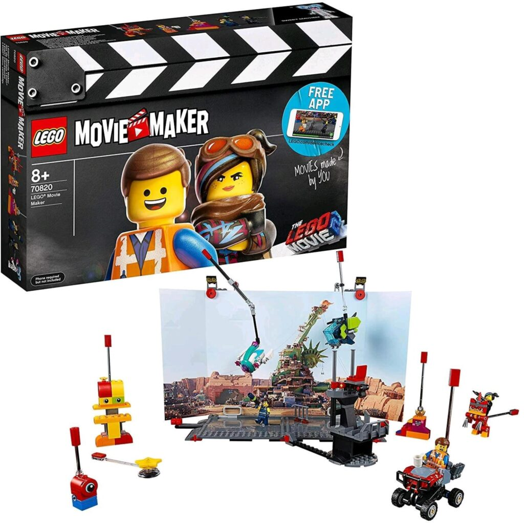 Movie Maker - LEGO Muvie 2 - 70820