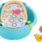 Fisher-Price Vaschetta bagnetto neonato Rinse'n'Grow Fisher Price