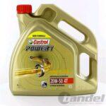 CASTROL POWER 1 - 58894 Olio Motore - 4 Litri