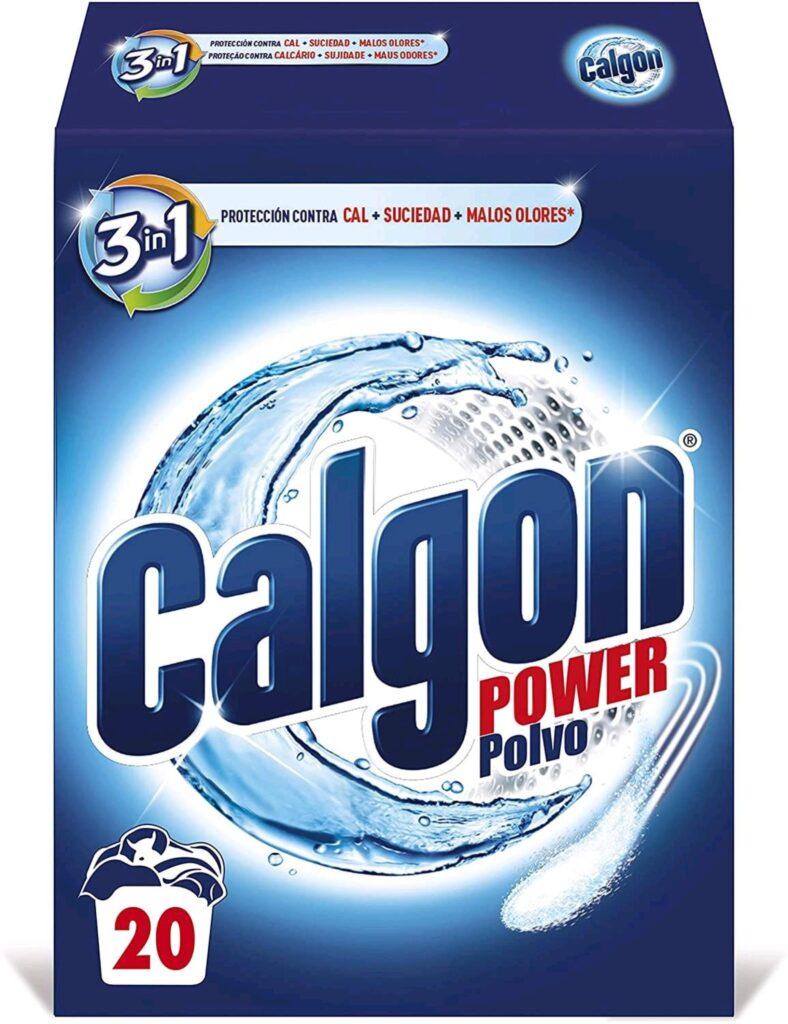 Calgon Antical Power Lavatrice in polvere formato 500g - 20 lavaggi