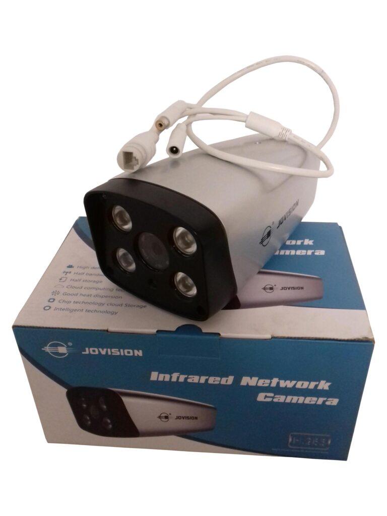 Jovision JVS-47HY-400 4MP Sensor IP Security CCTV Telecamera Infrarossi